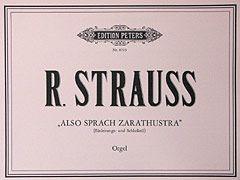 Strauss, R: Also sprach Zarathustra Op.30