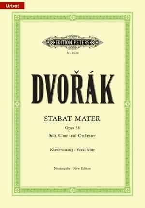 Dvorák: Stabat Mater Op.58