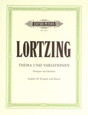 Lortzing, A: Theme and Variations