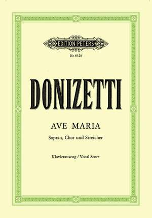 Donizetti: Ave Maria