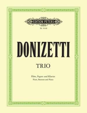 Donizetti: Trio in F