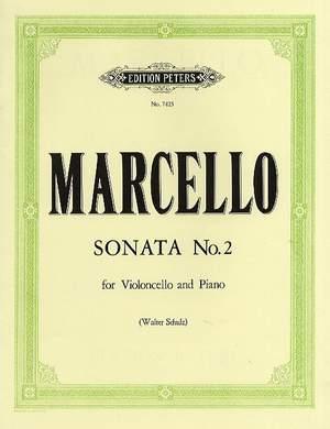Marcello, B: Sonata in E minor Op.2 No.2