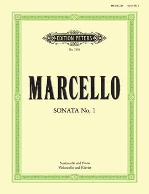 Marcello, B: Sonata in F Op.2 No.1