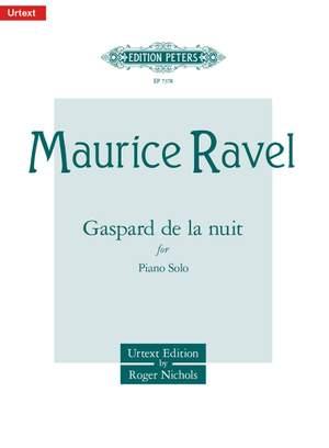 Ravel, M: Gaspard de la nuit