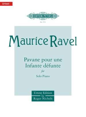 Ravel, M: Pavane pour une Infante défunte