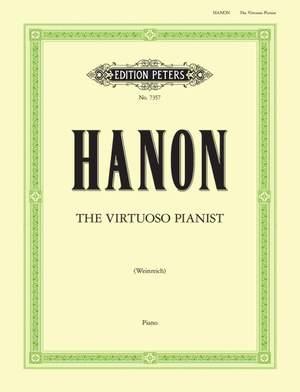 Hanon, C: The Virtuoso Pianist (Eng. preface)