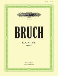 Bruch, M: Kol Nidrei Op.47