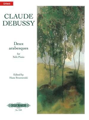 Debussy: 2 Arabesques