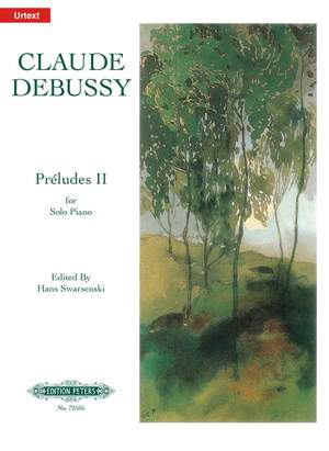 Debussy: Préludes Book 2