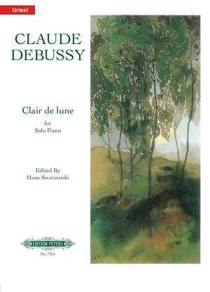 Debussy: Clair de lune (from Suite bergamasque)