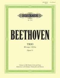Beethoven: Trio in B flat Op.11