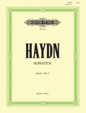 Haydn: Sonatas Vol.1