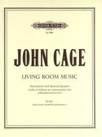 Cage, J: Living Room Music