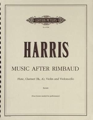 Harris, M: Music after Rimbaud