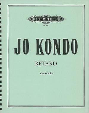 Kondo, J: Retard