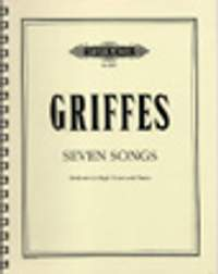 Griffes, C: Seven Songs