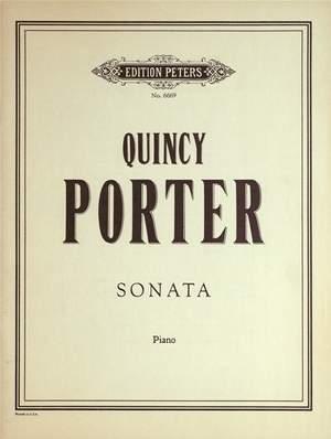 Porter, Q: Sonata