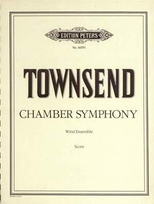 Townsend, D: Chamber Symphony No. 1, Op. 16