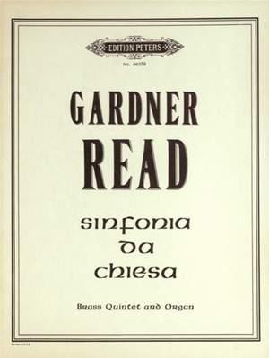 Read, G: Sinfonia da chiesa