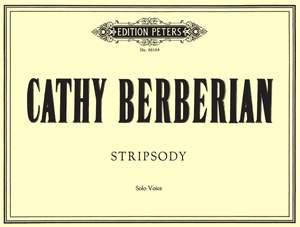 Berberian, C: Stripsody