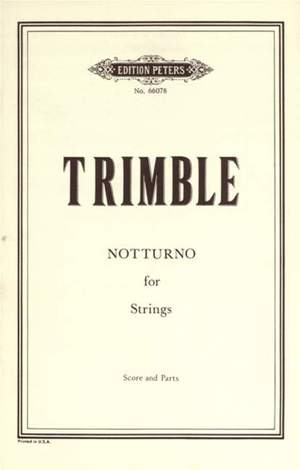 Trimble, L: Notturno
