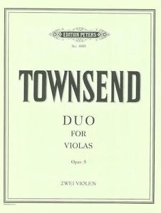 Townsend, D: Duo for Violas