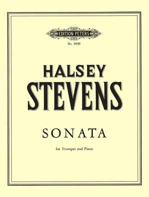 Stevens, H: Sonata