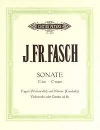 Fasch, J F: Sonate C-Dur