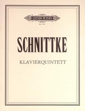 Schnittke, A: Piano Quintet
