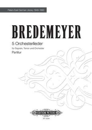 Bredemeyer, Reiner: Das Alltägliche