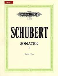 Schubert: Sonatas Vol.2