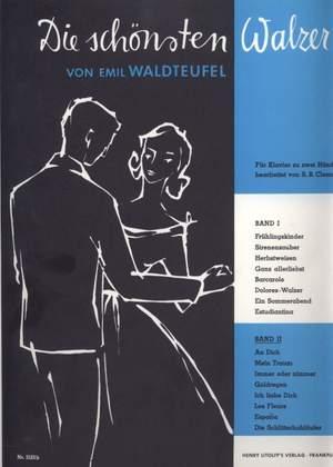 Waldteufel, Emil: Die schönsten Walzer, Volume 2
