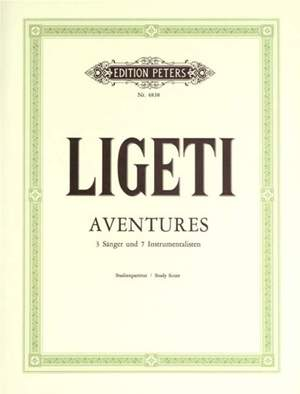 Ligeti, G: Aventures