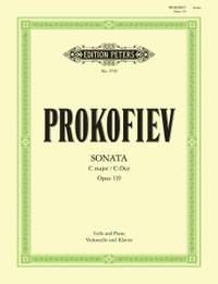 Prokofiev: Sonata in C Op.119