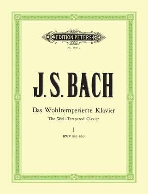 Bach, J.S: 48 Preludes & Fugues Vol.1