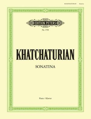 Khatchaturian, A: Sonatina in C