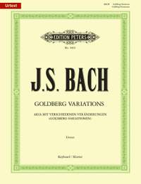 Bach, J.S: Goldberg Variations BWV 988