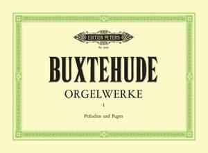Buxtehude, D: Organ Works Vol.1