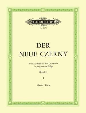 Rowley, A: Der neue Czerny Band 1