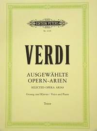 Verdi: 23 Tenor Arias