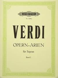 Verdi: 30 Soprano Arias Vol.1