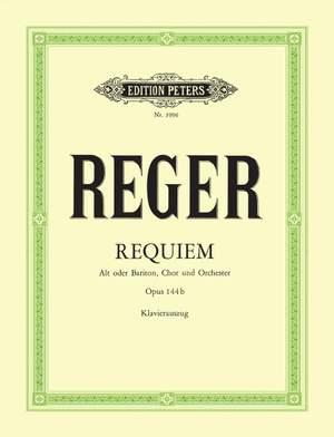 Reger, M: Requiem Op.144b