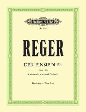 Reger, M: Der Einsiedler/Hermit Op.144a