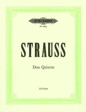 Strauss, R: Don Quixote Op.35
