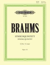 Brahms: String Quintet in G Op.111