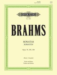 Brahms: Sonatas, complete