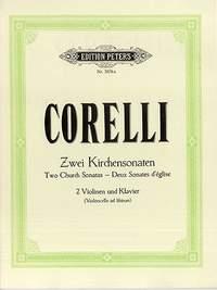 Corelli, A: Sonate da chiesa Op.1 No.10; Op.3 No.5