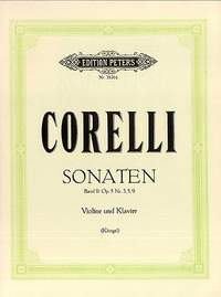 Corelli, A: 6 Sonatas Vol.2