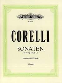 Corelli, A: 6 Sonatas Vol.1