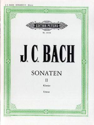 Bach, J.C: 10 Sonatas Vol.2